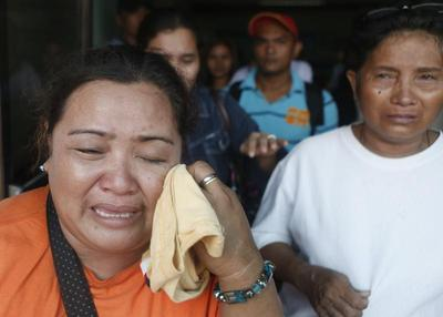 Philippines ferry disaster