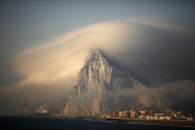 Gibraltar tension