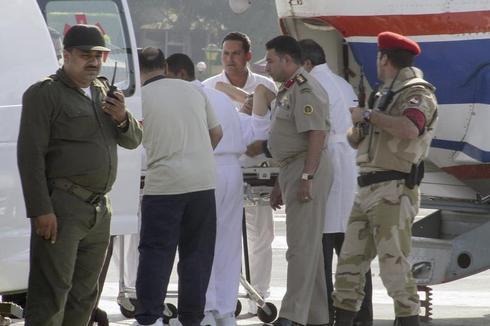 Mubarak released