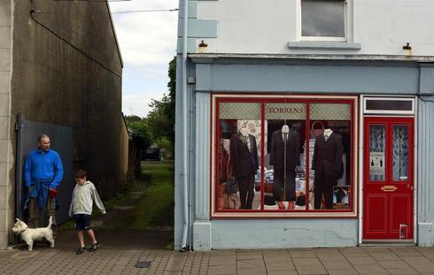 Northern Ireland's fake stores
