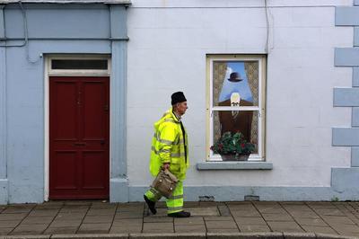 Northern Ireland's fake stores