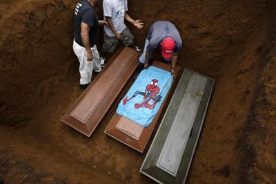Deadly Honduran landslide