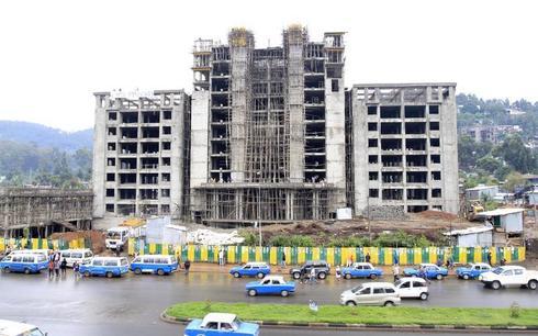 Ethiopia's booming economy