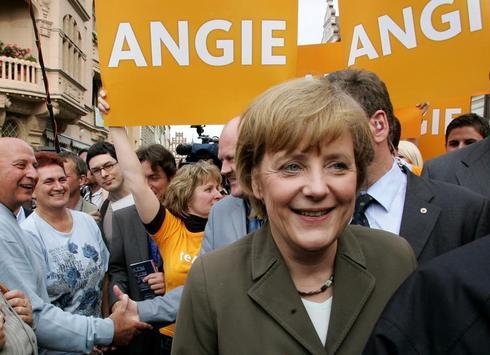 The Merkel years