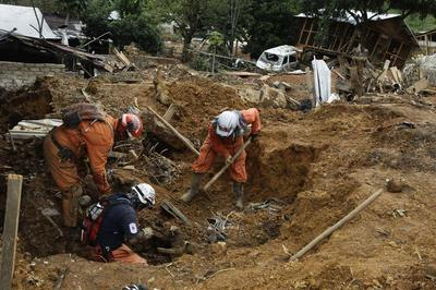 Deadly mudslides in Mexico