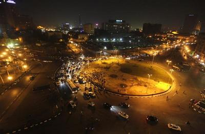 New protests in Tahrir Square