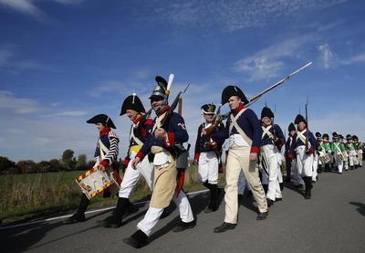 Refighting Napoleon
