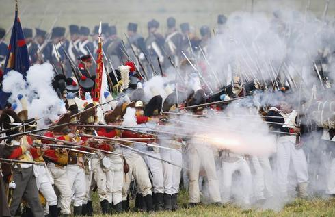 Refighting Napoleon