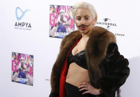 Celebrity style: Lady Gaga