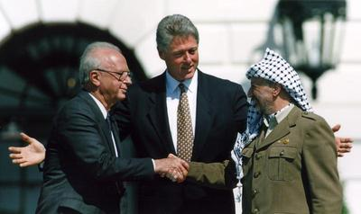 Yasser Arafat: A look back