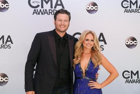 CMA red carpet