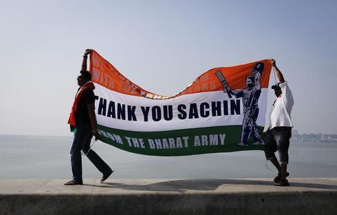 Bidding farewell to Sachin