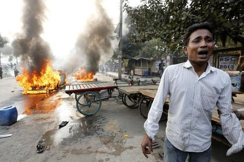 Fury over Bangladesh execution