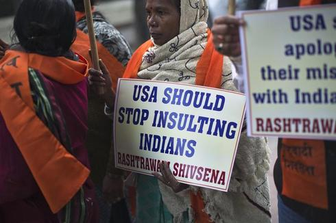 India-U.S. diplomatic row