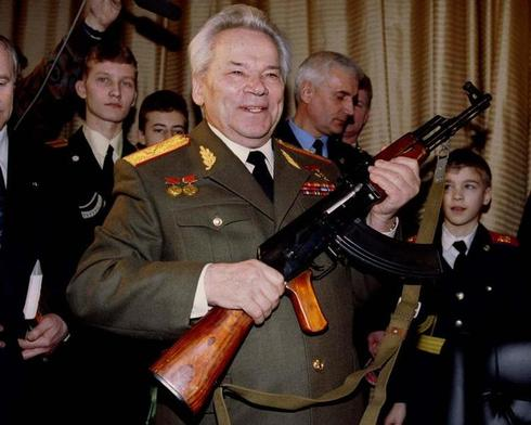 The legacy of Kalashnikov