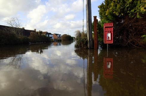 High water, rising costs