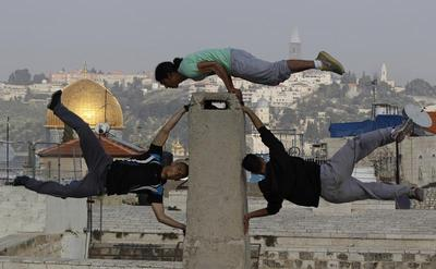 Parkour: The art of moving