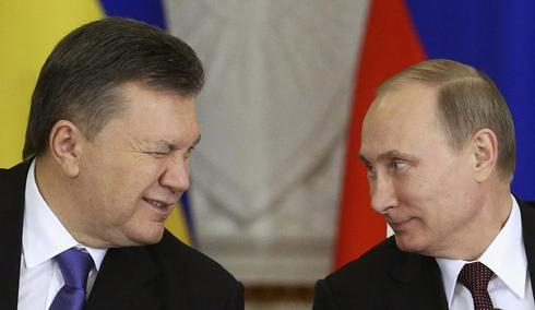 The rise and fall of Yanukovich