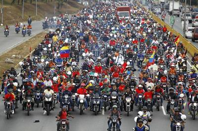 Protests flare in Venezuela