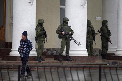 Crimea divided