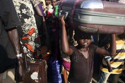 South Sudan on the brink