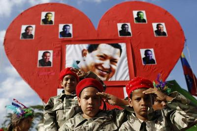 A year after Chavez