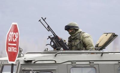 Crisis in Crimea