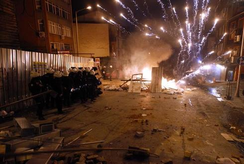 Unrest in Turkey