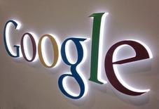 Google annonce mardi que plusieurs montres fonctionnant grâce à son système d'exploitation Android seront commercialisées avant la fin de l'année, prenant ainsi date pour un nouveau développement sur le marché des objets connectés. /Photo prise le 11 avril 2013/REUTERS/Mike Blake