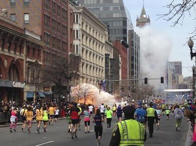 Flashback: Boston bombing