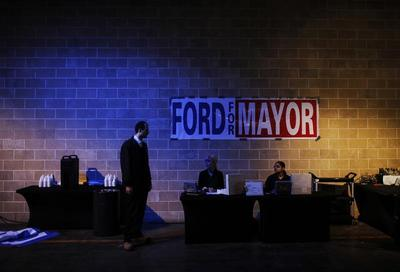 Rob Ford for mayor