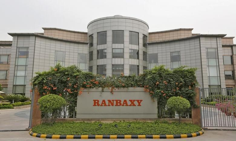 A general view of the office of Ranbaxy Laboratories is pictured at Gurgaon, on the outskirts of New Delhi, June 13, 2013. REUTERS/Adnan Abidi/Files