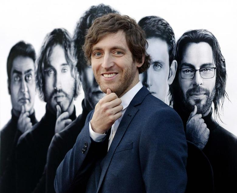 Cast member Thomas Middleditch attends the Los Angeles premiere for the new HBO comedy series ''Silicon Valley'' in Hollywood, California April 3, 2014. REUTERS/Kevork Djansezian