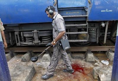 Train explosions in Chennai