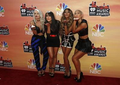 iHeartRadio Music Awards red carpet