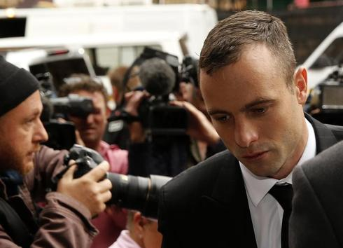 Oscar Pistorius on trial