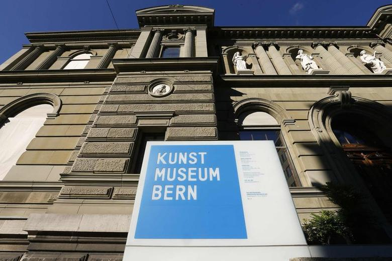 The facade of the Kunsmuseum Bern art museum is seen in the Swiss capital of Bern May 7, 2014. REUTERS/Arnd Wiegmann