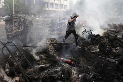 Violence in east Ukraine