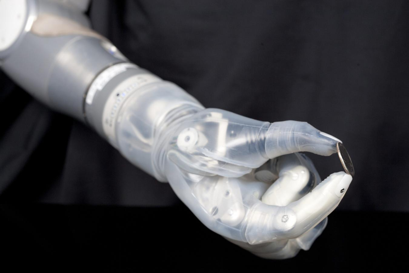 U.S. FDA approves 'Star Wars' robotic arm for amputees