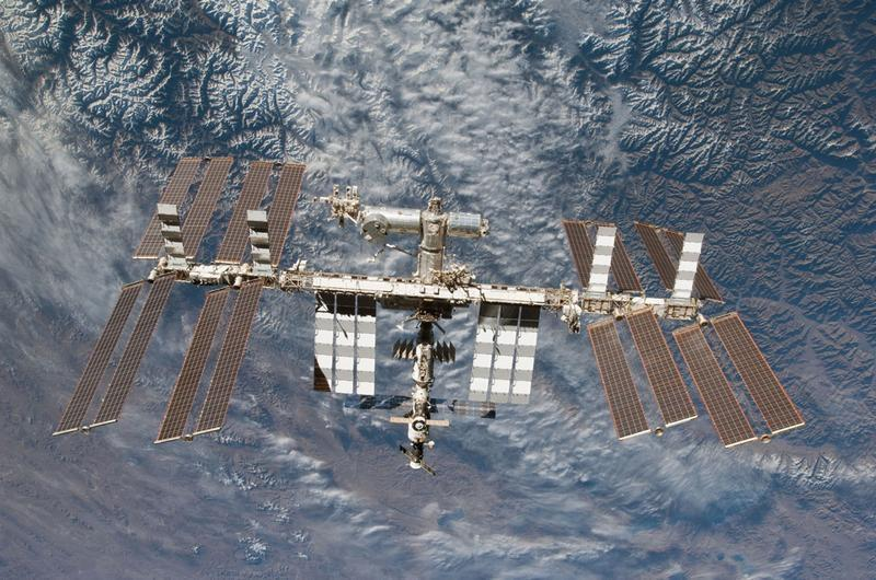Space station's uncertain future