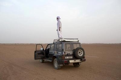 Migrant smugglers of Niger