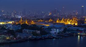 The Grand Palace is pictured in Bangkok in this April 10, 2014 file photo.  REUTERS/Athit Perawongmetha/Files