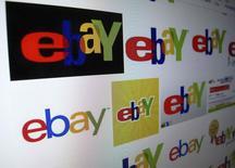 Les pirates informatiques qui sont parvenus à pénétrer dans le réseau d'eBay fin février et début mars ont eu accès aux données concernant environ 145 millions de clients, a précisé la société, ce qui pourrait constituer un piratage sans précédent par son ampleur. /Photo d'archives/REUTERS/Mike Blake