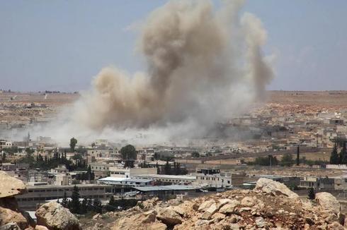 Battle for Aleppo prison