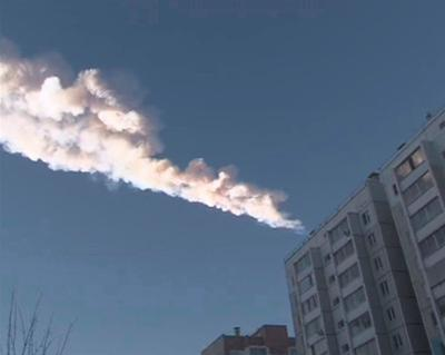 Chelyabinsk asteroid crashed in space before hitting...
