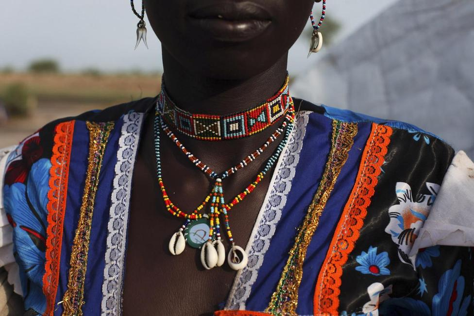 Displaced in South Sudan