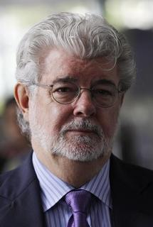 Filmmaker George Lucas looks on during the opening of Lucasfilm's new animation production facility, the Sandcrawler, in Singapore January 16, 2014. REUTERS/Edgar Su