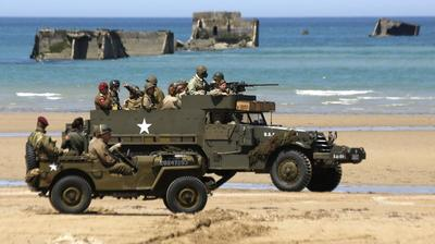 Bringing D-Day to life