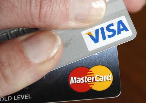 U.S. consumer credit surges on increased credit card use