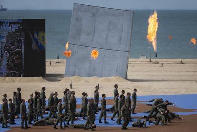 D-Day ceremonies